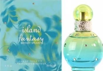 Apa de Toaleta Island Fantasy by Britney Spears Femei 30ml