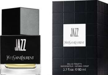 Apa de Toaleta La Collection Jazz by Yves Saint Laurent Barbati 80ml Parfumuri de barbati