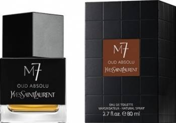 Apa de Toaleta La Collection M7 Oud Absolu by Yves Saint Laurent Barbati 80ml Parfumuri de barbati