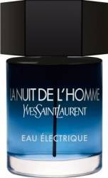 Apa de Toaleta La Nuit de lHomme Eau Electrique by Yves Saint Laurent Barbati 100ml Parfumuri de barbati