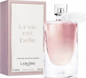 Apa de Toaleta La Vie Est Belle Florale by Lancome Femei 100ml Parfumuri de dama