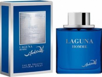 Apa de Toaleta Laguna Homme by Salvador Dali Barbati 100ml Parfumuri de barbati