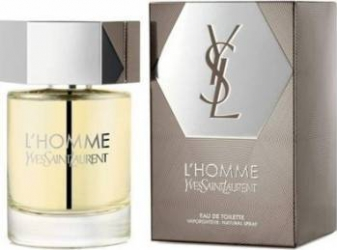 Apa de Toaleta LHomme by Yves Saint Laurent Barbati 200ml