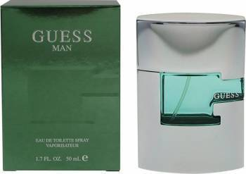 Apa de Toaleta Man by Guess Barbati 50ml
