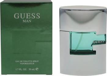 Apa de Toaleta Man by Guess Barbati 50ml