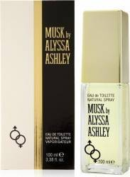 Apa De Toaleta Musk Dangerous But Fun By Alyssa Ashley 100ml Unisex