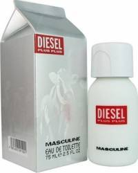 Apa de Toaleta Plus Plus Masculine by Diesel Barbati 75ml