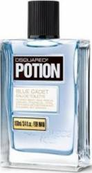 Apa de Toaleta Potion Blue Cadet by Dsquared2 Barbati 100ml Parfumuri de barbati