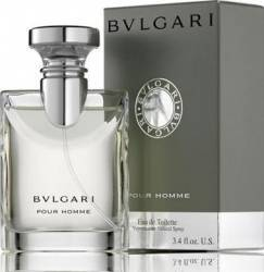 Apa de Toaleta Pour Homme by Bvlgari Barbati 100ml Parfumuri de barbati