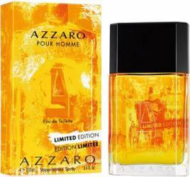 Apa de Toaleta Pour Homme Limited Edition by Azzaro Barbati 100ml