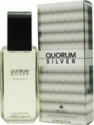 Apa de Toaleta Quorum Silver by Antonio Puig Barbati 100ml Parfumuri de barbati