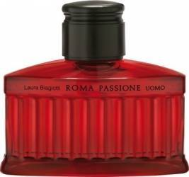 Apa de Toaleta Roma Passione Uomo by Laura Biagiotti Barbati 40ml Parfumuri de barbati