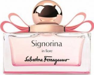 Apa de Toaleta Signorina in Fiore by Salvatore Ferragamo Femei 30ml Parfumuri de dama
