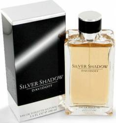 Apa de Toaleta Silver Shadow by Davidoff Barbati 100ml