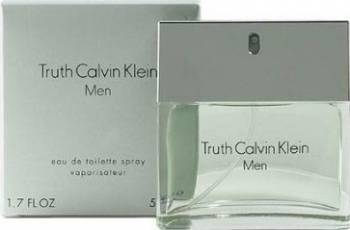 Apa de Toaleta Truth by Calvin Klein Barbati 100ml