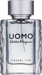 Apa de Toaleta Uomo Casual Life by Salvatore Ferragamo Barbati 100ml Parfumuri de barbati