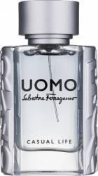 Apa de Toaleta Uomo Casual Life by Salvatore Ferragamo Barbati 50ml Parfumuri de barbati
