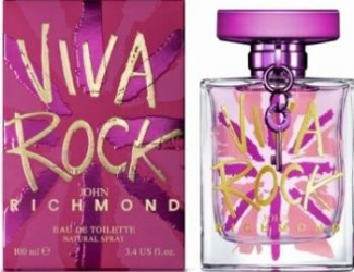 Apa de Toaleta Viva Rock by John Richmond Femei 100ml Parfumuri de dama
