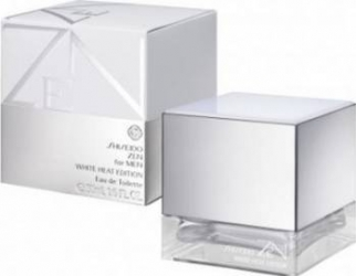 Apa de Toaleta Zen White Heat Edition by Shiseido Barbati 50ml