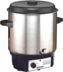 Aparat automat Rommelsbacher pentru fierberea vinului si pentru conservare 27L 1800W Termostat Inox Aparate speciale de gatit
