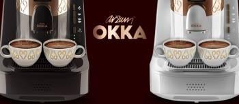 Aparat Cafea Arzum Okka 710W Negru
