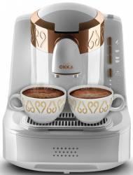 Aparat Cafea Arzum Okka 710W Alb