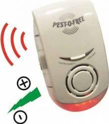 Aparat cu ultrasunete si unde electromagnetice Pestmaster ZN1002 150mp Combaterea daunatorilor