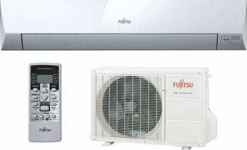 Aparat de aer conditionat Fujitsu ASYG12LLCE 12000BTU Inverter Clasa A++ Alb aparate de aer conditionat