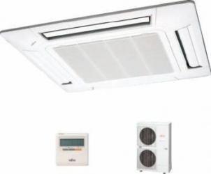 Aparat de aer conditionat Fujitsu AUYG45LRLA 3 phase 47700BTU Inverter Alb Aparate de Aer Conditionat
