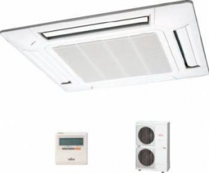 Aparat de aer conditionat Fujitsu AUYG54LRLA 54600BTU Inverter Alb Aparate de Aer Conditionat