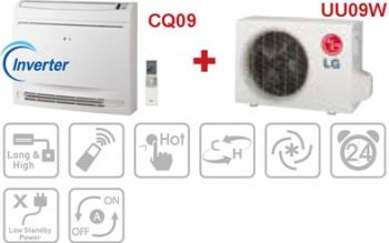 imagine Aparat de aer conditionat LG CQ09 + UU09W uu09w 220v + cq09