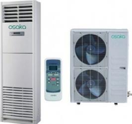 Aparat de aer conditionat tip coloana Osaka OCL48D Inverter 48000 BTU Alb
