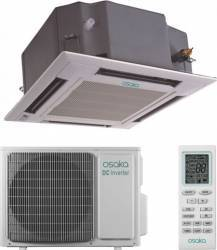 Aparat de aer conditionat tip caseta Osaka OC18DC8 18000 BTU Inverter Alb