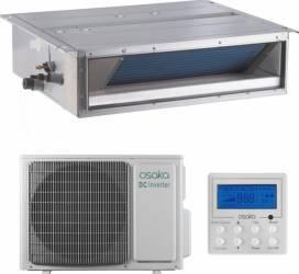Aparat de aer conditionat tip duct Osaka OD24DS4 24000 BTU Inverter Alb Aparate de Aer Conditionat