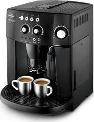 Espressor automat DeLonghi Caffe Magnifica ESAM4000-B, 1450W, Rasnita, Autocuratare, 15 Bar, 1.8 l, Negru  Espressoare