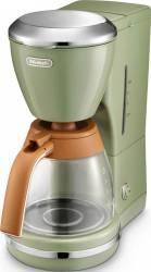Aparat de Cafea DeLonghi Filtru ICMOV 210.GR Verde Cafetiere