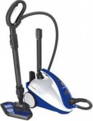 Aparat de curatat cu abur Polti Vaporetto Smart 40 Mop 1800W Alb-Albastru Curatare si igienizare cu abur