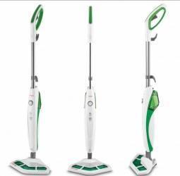 Aparat de curatat cu abur Polti Vaporetto SV 400,Hygiene, 1500W, 2.4Kg, Alb/Verde