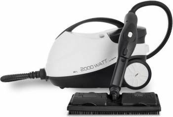 Aparat de curatat cu aburi profesional Solac ECOgenic ARCO LV 1700 2000W 1.5L Alb Mopuri si aparate de curatat cu aburi