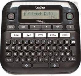 Aparat de Etichetat Brother P-Touch D210 Imprimante Termice
