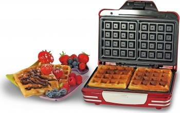 Aparat de facut Waffle Ariete Waffle Maker Party Time Aparate Preparat Desert