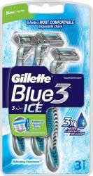 Aparat de Ras Gillette Blue3 Icebreaker 3 buc. Aparate de ras clasice