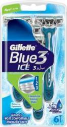 Aparat de Ras Gillette Blue3 Icebreaker 6 buc. Aparate de ras clasice