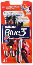 Aparat de Ras Gillette Blue3 Pride 3 buc. Aparate de ras clasice