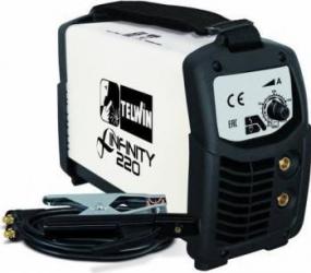 Aparat de sudura invertor Telwin Infinity 220 ACX 200A Aparate de sudura