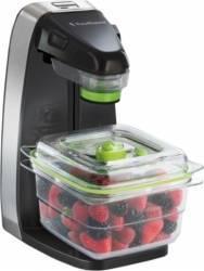 Aparat de vidare Food Saver FFS010X Black Aparate de vidat si Accesorii