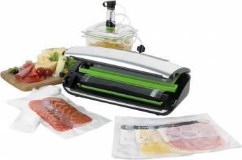 Aparat de vidare Food Saver FFS016X-01 Silver Aparate de vidat si Accesorii