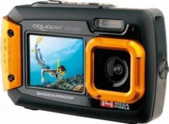 Aparat Foto Compact AquaPix W1400 Active Orange Aparate foto compacte