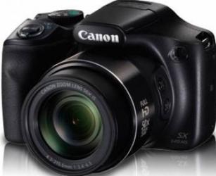 Aparat Foto Compact Canon Powershot SX540 HS Negru Aparate foto compacte