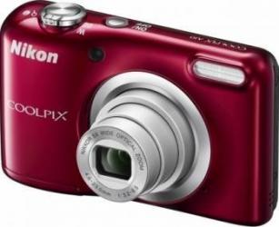 Aparat Foto Compact Nikon Coolpix A10 Rosu Aparate foto compacte